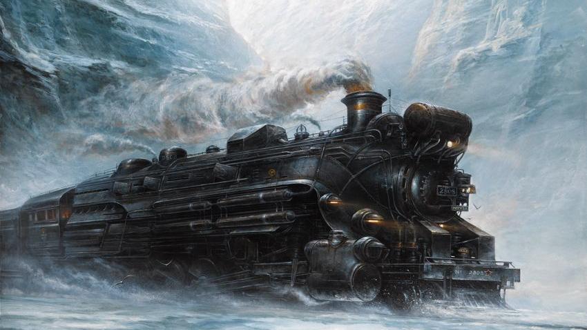 Golem of Memory: Revolutionary Interruptions, Railway Imaginaries, and China Miéville's BasLag