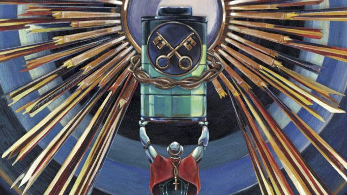 Robot Pontiffs and Alien Pilgrims: Review of <i>Science Fiction and Catholicism</i> by JimClarke